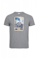 Luis Trenker  Castio T- Shirt grau 2