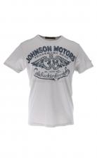 Johnson Motors Flying 38 white sand 1 2
