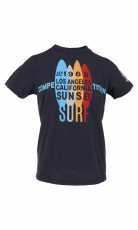 Sunset Surf 1968 Surf Competition vintage navy 1