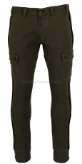 Barb'one Cargo Jogging Men Pitt olive 1 2