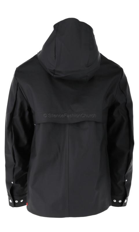 Hunter M Ori Short Rubberised Jacket  2