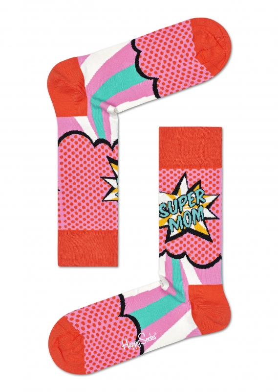 Happy Socks 3-Pack Mother´s Day Gift Set 1 2