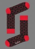 Happy Socks 3-Pack Heart Gift Set 1 2